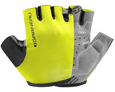 Louis Garneau JR Calory Youth Gloves (Bright Yellow) (Kids L)