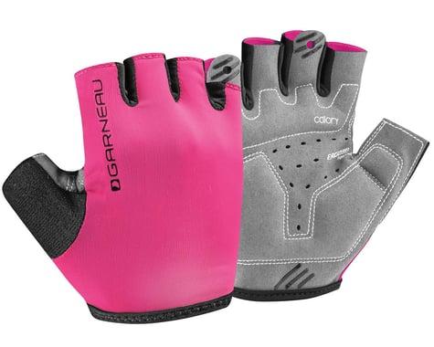 Louis Garneau JR Calory Youth Gloves (Magenta) (Kids L)