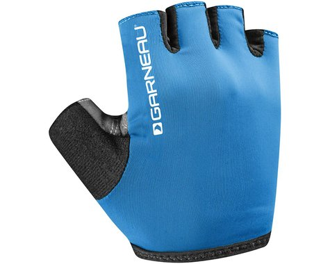 Louis Garneau JR Calory Youth Gloves (Curacao Blue) (Kids L)