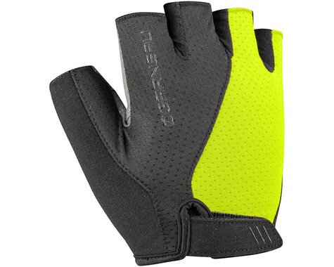 Louis Garneau Air Gel Ultra Gloves (Bright Yellow) (XL)