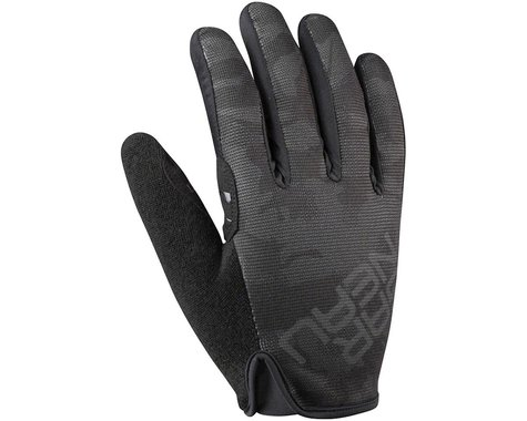 Louis Garneau Ditch Gloves (Black) (L)