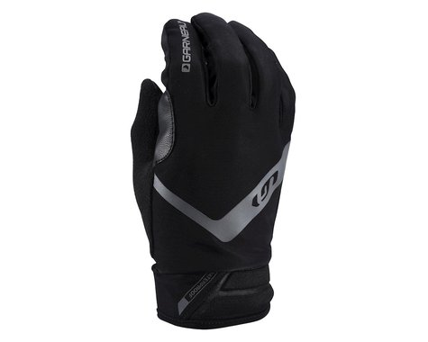 Louis Garneau Proof Waterproof Cycling Gloves (Black) (L)