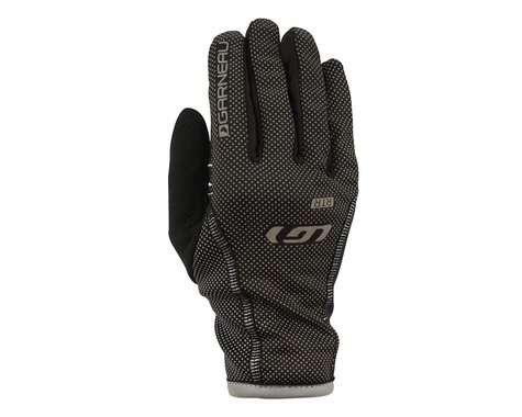 Louis Garneau Women's Rafale RTR Cycling Gloves (Black)