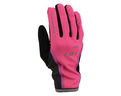 Louis Garneau Women's Rafale RTR Gloves (Pink)