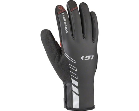 Louis Garneau Men's Rafale 2 Cycling Gloves (Black) (2XL)