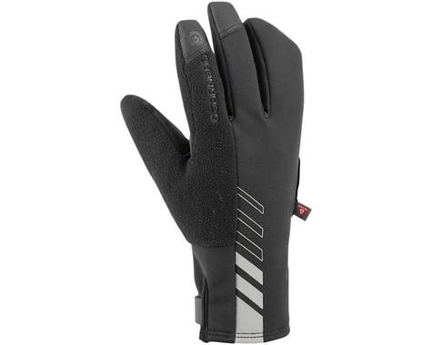 Louis Garneau Garneau Shield + Gloves (Black) (S)