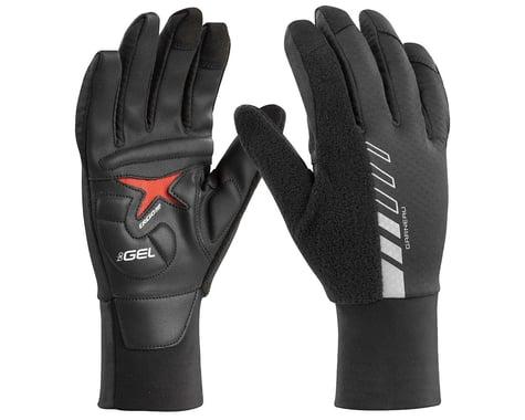 Louis Garneau Biogel Thermal Full Finger Gloves (Black) (L)