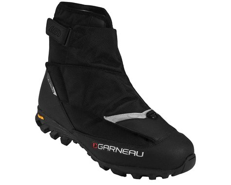 Louis Garneau Klondike Boot (Black) (46)