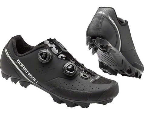 Louis Garneau Copper T-Flex Mountain Bike Shoe (Black) (43.5)