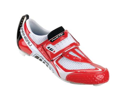 Louis Garneau Tri-300 Triathlon Shoes (Red)