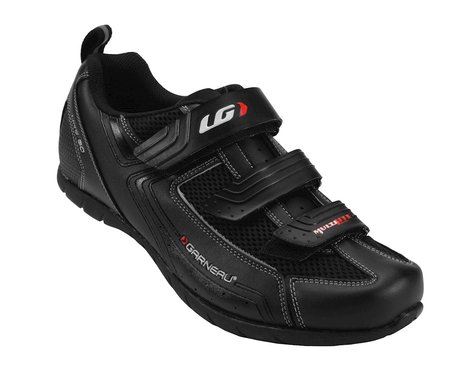 Louis Garneau Multi Lite Cycling Shoes - Closeout! (Black)