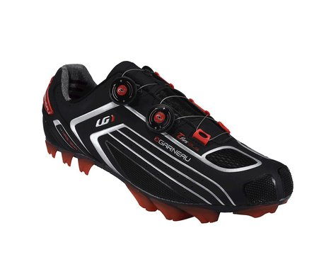 Louis Garneau T-Flex 2LS Mountain Shoes (Black)