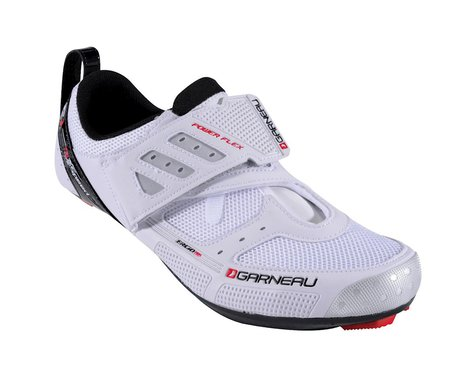 Louis Garneau Tri X-Speed II Triathlon Shoes (White)