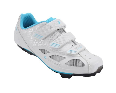 Louis Garneau Women's Air Flex Cycling Shoes - Closeout! (White)