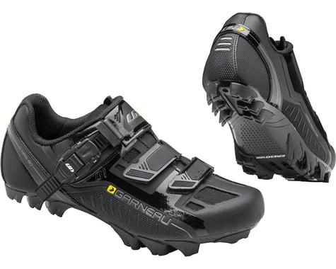Louis Garneau Women's Mica MTB Shoe (Black) (37)