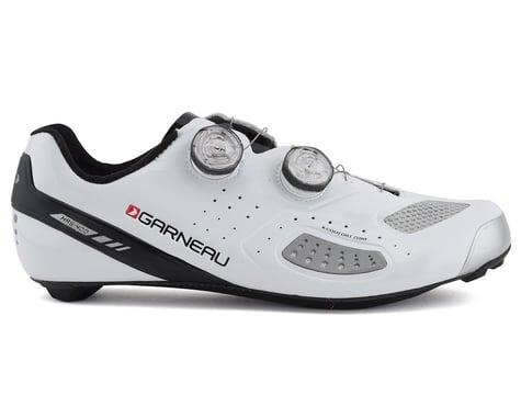 Louis Garneau Course Air Lite II Road Shoe (White) (46.5)