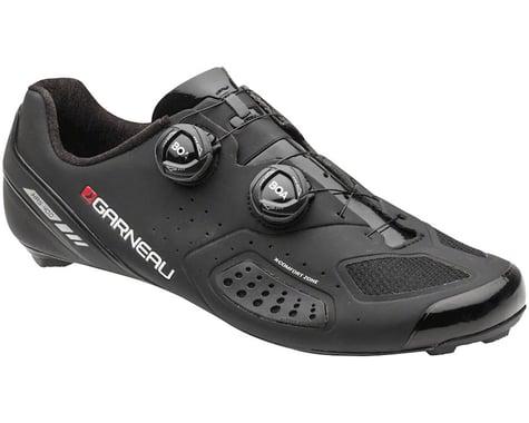 Louis Garneau Course Air Lite II Road Shoe (Black) (42.5)