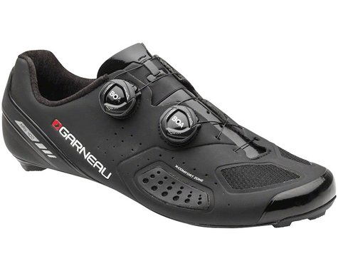 Louis Garneau Course Air Lite II Road Shoe (Black) (43)