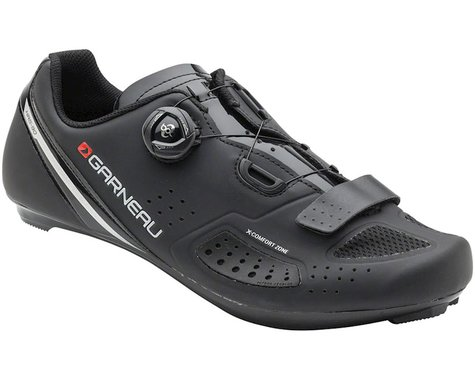 Louis Garneau Platinum II Road Shoe (Black) (49)