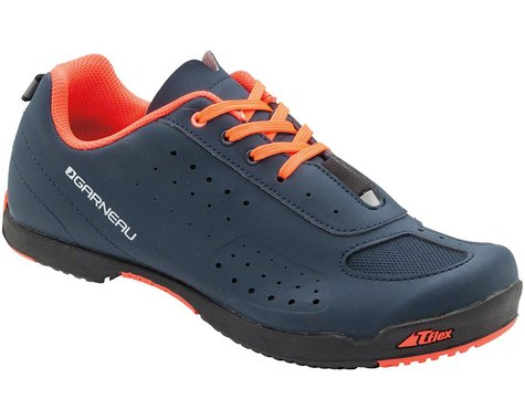 Louis Garneau Women's Urban  Shoes (Dark Night/Coral Mania)
