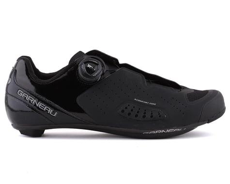 Louis Garneau Carbon LS-100 III Cycling Shoes (Black) (38)