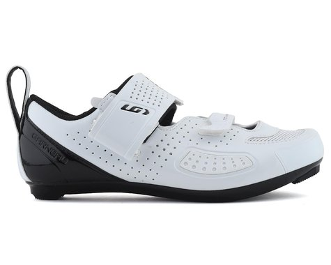 Louis Garneau X-Speed IV Tri Shoe (White) (44)