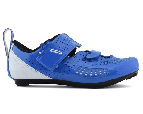 Louis Garneau X-Speed IV Tri Shoe (San Blue) (45)