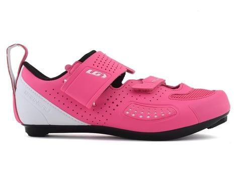 Louis Garneau Women's X-Speed IV Tri Shoe (Pink Pop) (37)