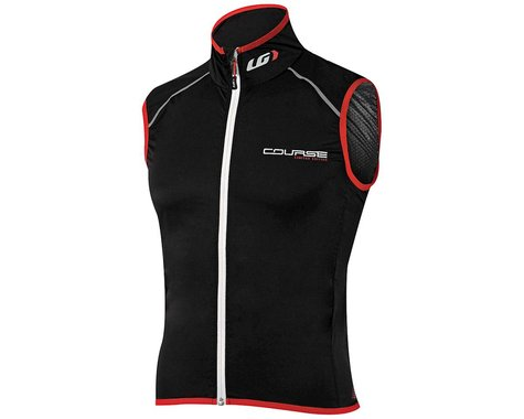 Louis Garneau Course SpeedZone Vest (Black) (Xxlarge)