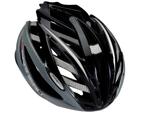 Louis Garneau Diamond Pro Road Helmet (Black)