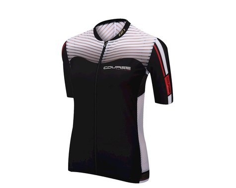 Louis Garneau Course Superleggera 2 Women's Cycling Jersey (Black)