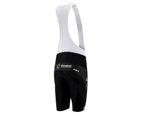 Louis Garneau Europcar Replica Bib Shorts (Black / Green) (Xxlarge)