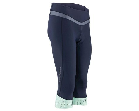 Louis Garneau Women's Neo Power Art Airzone Knickers (Dark Night/Mint) (S)