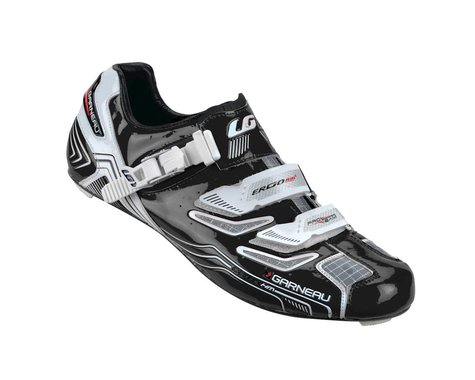 Louis Garneau Carbon Pro Team Road Shoes (Red) (41.5)