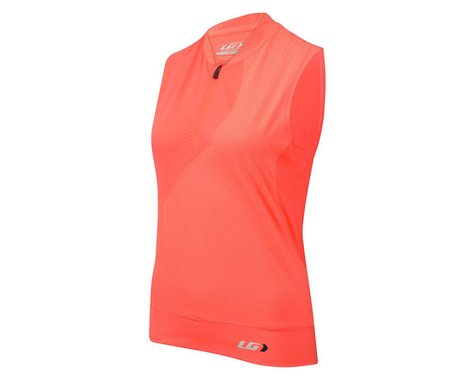 Louis Garneau Women's Stella Sleeveless Jersey (Pink) (Xxlarge)