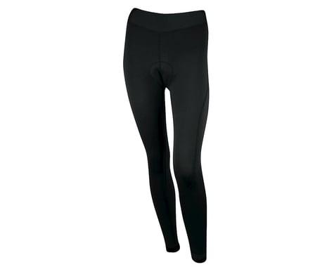 Louis Garneau Women's Thermal Chamois Tights (Black)