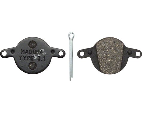 Magura Type 3.1 Performance Disc Brake Pads (Louise 2002-6/Louise FR) (Organic)