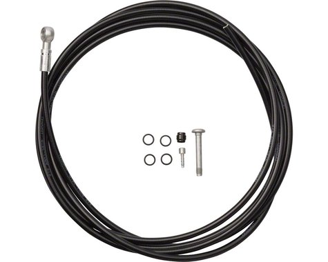 Magura MT Hydraulic Hose Kit (Black) (2500mm) (4/5/6/7/8)