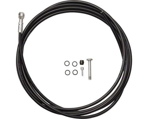 Magura MT Hydraulic Hose Kit (Black) (2500mm) (4/5/6/7/8)