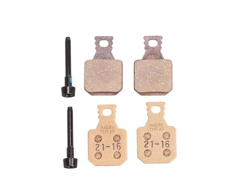 Magura 8.R Race Disc Brake Pads (One MT5/MT7) (Organic)