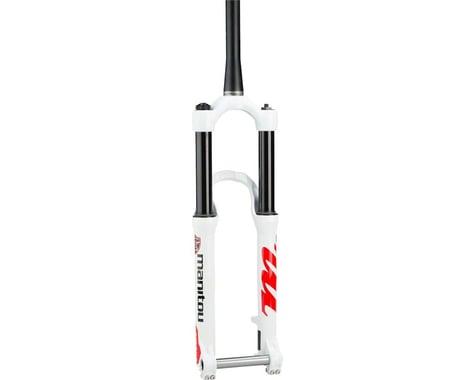 "Manitou Circus Expert Dirt Jump Fork (White) (26"") (20mm Hexlock) (130mm)"