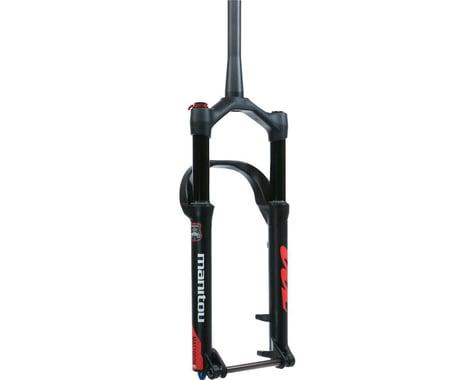 "Manitou Mastodon Pro Fat Bike Fork (Black) (26"" Fat) (15 x 150mm) (100mm)"