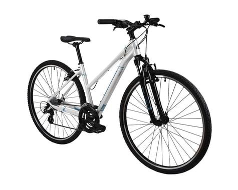 Marin San Anselmo DS1 LE Women's Sport Hybrid Bike - 2017 (White) (15)