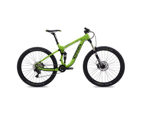 Marin Mount Vision 6 27.5 Mountain Bike - 2017 (Green)