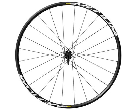 Mavic Aksium Road Wheelset - Disc Brakes