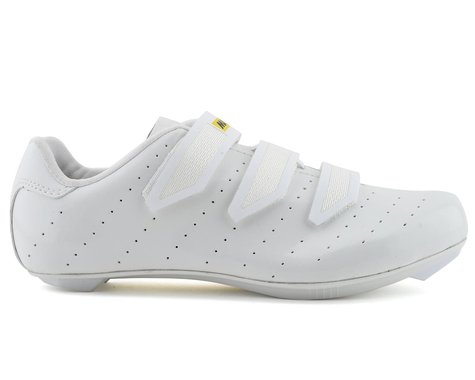 Mavic Cosmic Road Bike Shoes (White) (11.5)