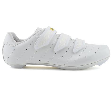 Mavic Cosmic Road Bike Shoes (White) (6.5)