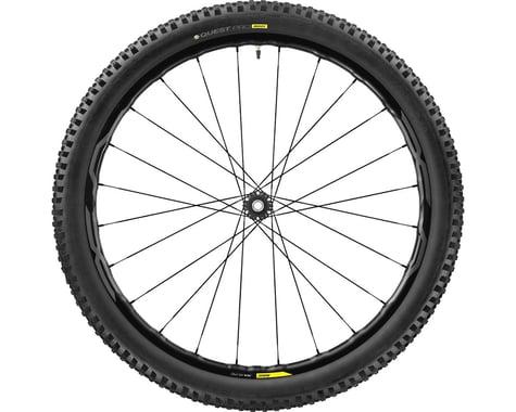 "Mavic XA Elite Boost 27.5"" Front Wheel + Quest Pro Tire"