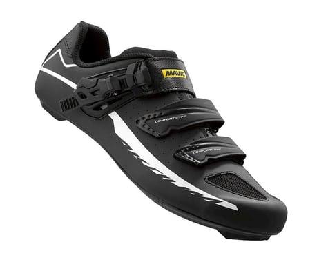 Mavic Aksium Elite II Road Shoes (Black/White) (13.5 Uk (Us 14))