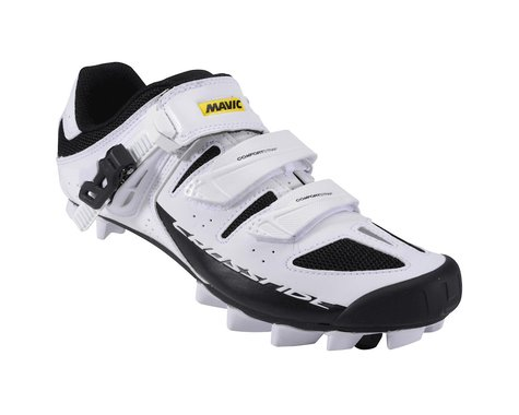 Mavic Women's Crossride SL Elite MTB Shoes (Black/White)